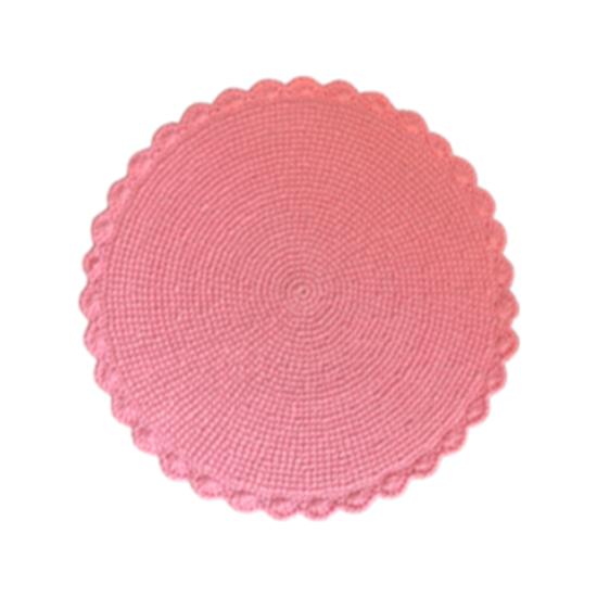 Imagem de Jogo Americano Redondo Pink